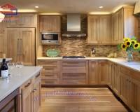 Màu gỗ sồi Mỹ đẹp, thể hiện sự lịch lãm