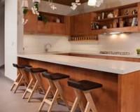 15 mẫu nhà bếp đẹp có quầy bar chắc chắn sẽ khiến bạn mê muội