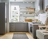 Thiết kế nhà bếp tiện dụng cho gian bếp nhỏ hẹp