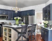 30 mẫu không gian bếp tân cổ điển tinh tế đến từng đường nét